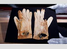 Titanic artifacts for sale - Gloves (6) - CNNMoney $10000 Bill For Sale