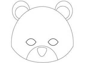 how to craft teddy bear mask hellokids com