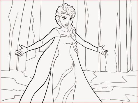 coloring pages princess elsa coloring pages elsa from frozen free printable coloring pages