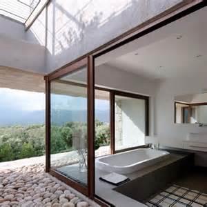 salle de bain zen design