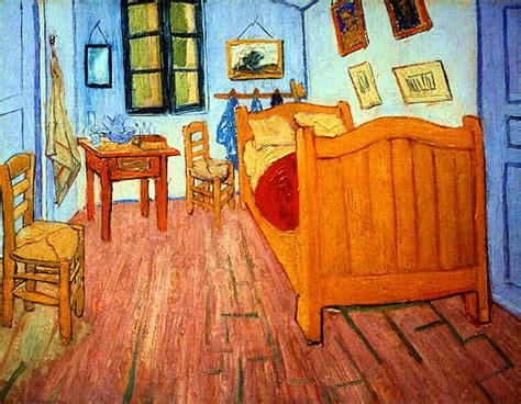 the bedroom van gogh artsnfood closely looking at van gogh s quot bedroom at arles