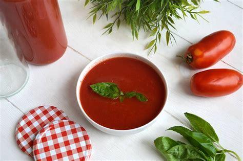 conserva fatta in casa 187 passata di pomodoro fatta in casa ricetta passata di