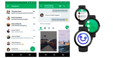 hangouts 4 0 for android rolls out today updated apk droid