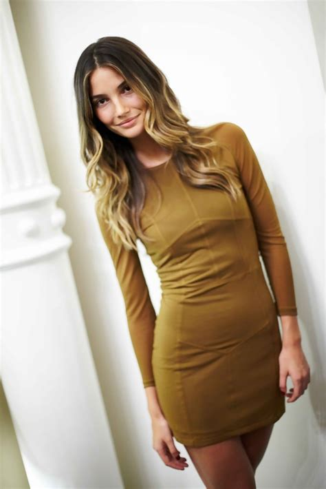 ombre out of fashion more pics of lily aldridge ombre hair 1 of 28 ombre