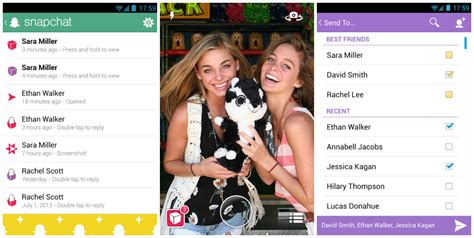 how to use snapchat on android snapchat hackers release 4 6 million names and phone numbers see if yours was on the list