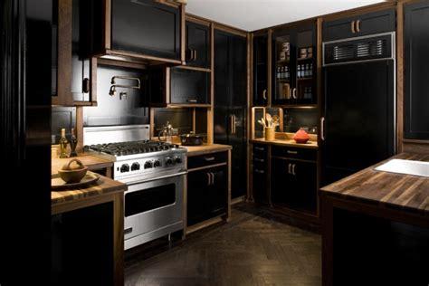 Schwarze Granitküche Countertops Schwarze K 252 Che 19 Ideen F 252 R Die Moderne Wohnung