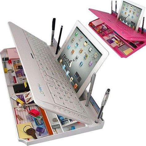 Portable Desk Organizer Keyboard Organizers And Portable Desk On Pinterest