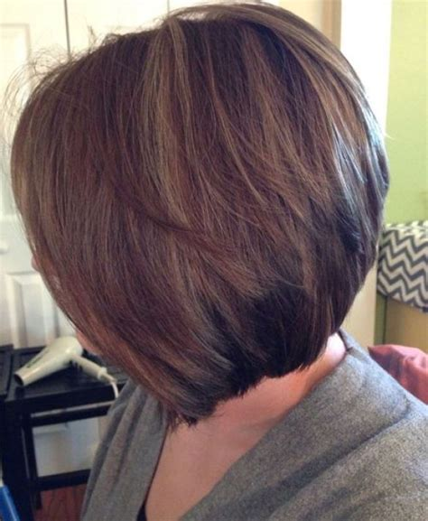 printable short stack interverted angle haircuts for fine thin hair the 25 best stacked inverted bob ideas on pinterest