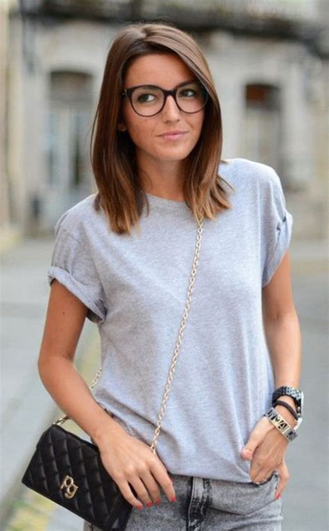 Hairstyles For With Glasses by 20 Best Hairstyles For With Glasses Hairstyles