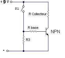 transistor pnp montage initiation 233 lectronique 09
