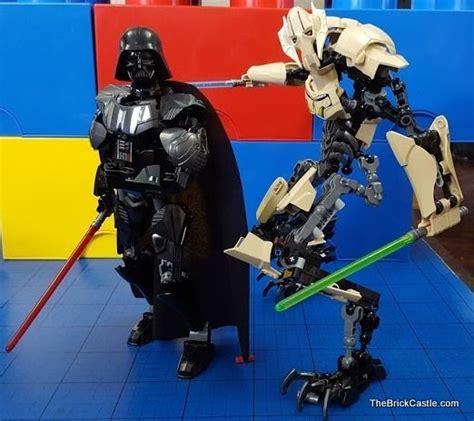 Lego Starwars Buildable Figures 75112 General Grievous Promo the brick castle lego wars general grievous buildable figure set 75112 review lego