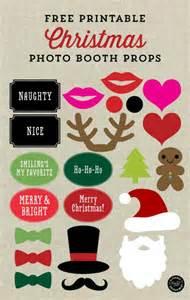 Christmas Printable Props » Home Design 2017