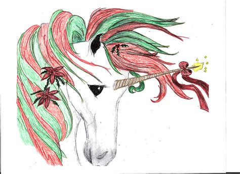 images of christmas unicorns christmas unicorn recolored by duetmaxwell on deviantart