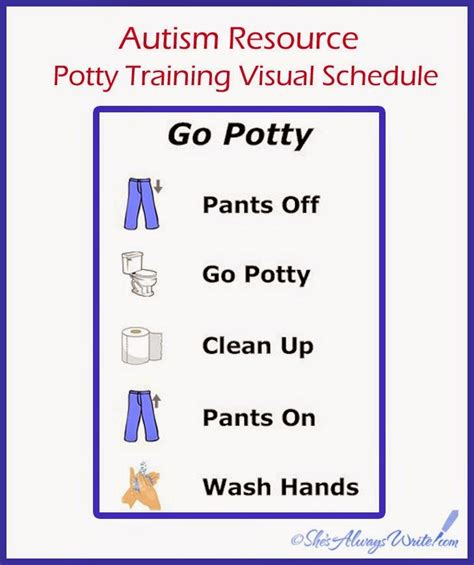 printable toileting schedule 17 best images about autism potty training on pinterest