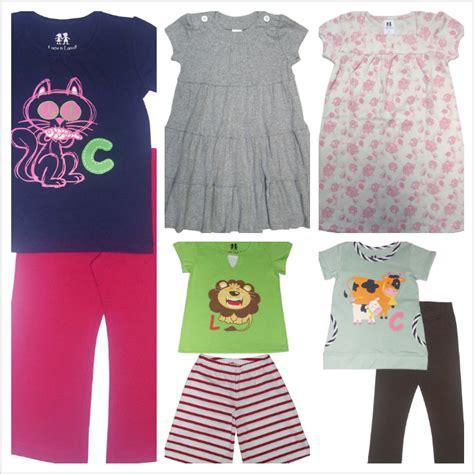 Baju Bayi Cuit Mix Size S Murah Unik paket 1 jutaan baju anak branded and lucas distributor baju tidur branded stock lot