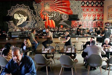 Harley Davidson Wall Mural como decorar un bar blogdecoraciones
