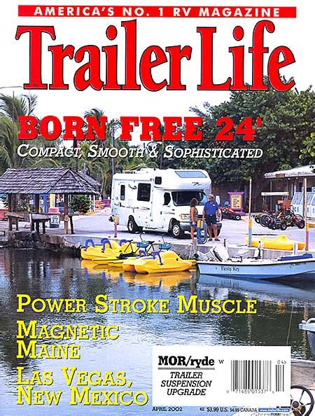 Home Design Eugene Oregon Trailer Life Magazine Covers By Jeff Johnston