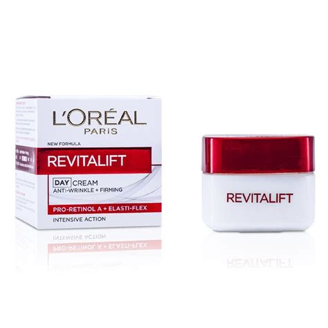 Loreal Revitalift Day Preloved l oreal dermo expertise revitalift anti wrinkle firming day for neck new formula