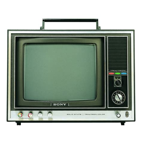 pictures of tv sony trinitron colour television