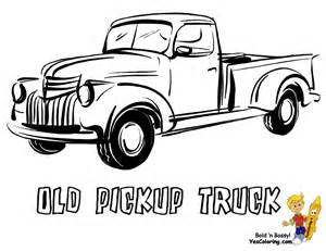 color trucks big truck coloring pictures foreign trucks