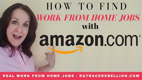 how to find a work from home with