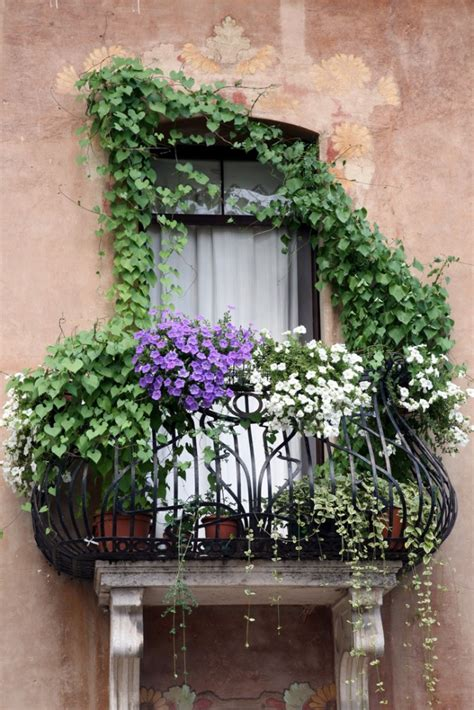 35 World S Most Beautiful Balconies Your No 1 Source Of Flowers For Balcony Garden