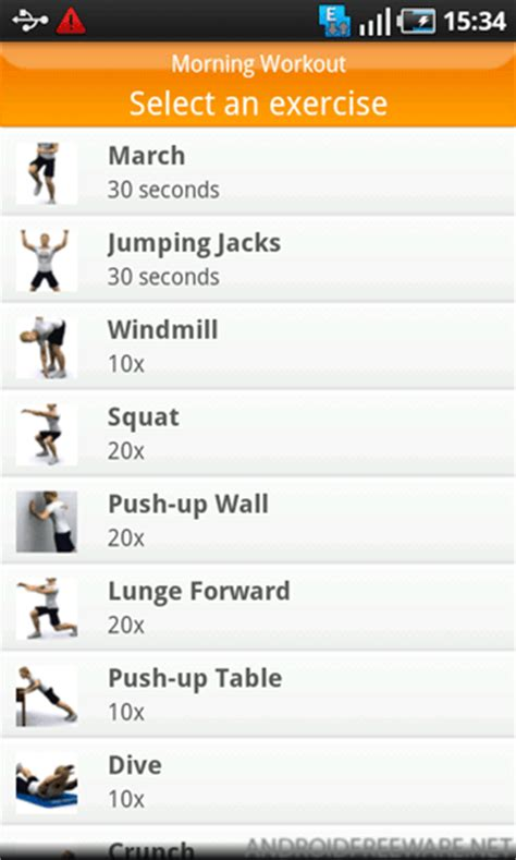 virtuagym fitness home and free app android