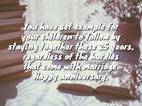 25th anniversary wishes silver wedding anniversary wishes