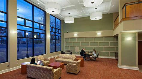 campbell university residence hall projects work