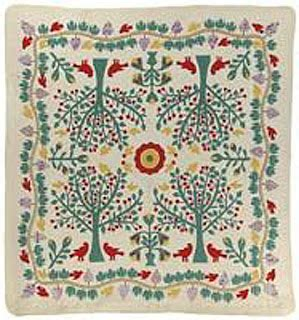 cherry tree quilt pattern cloud of quilt patterns four block cherry trees
