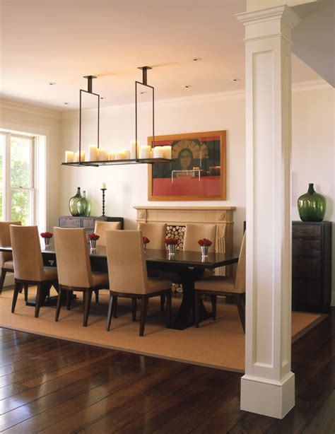 Modern Eclectic Dining Room Cottage Modern Eclectic Dining Room Los Angeles By