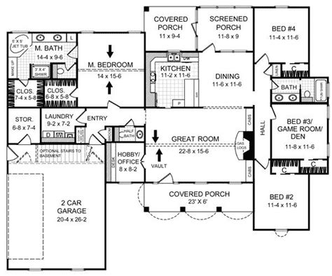 2000 square foot ranch house plans lovely 2000 square foot house plans ranch new home plans