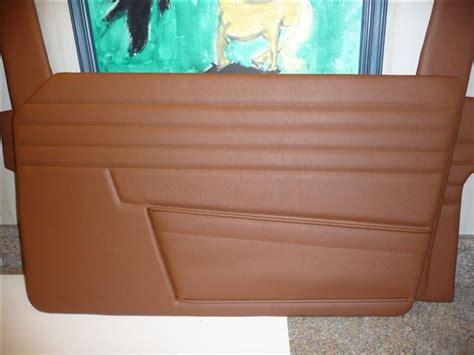 Door Panel Upholstery by Door Upholstery