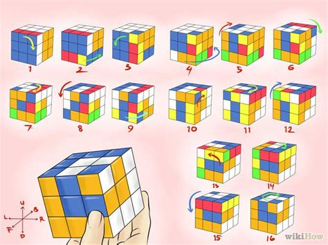 How To Make A Rubik Cube Out Of Paper - 25 best ideas about cube pattern on