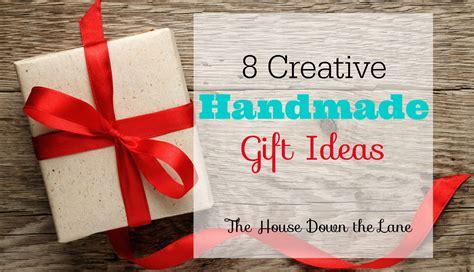 Creative Handmade - 8 creative handmade gift ideas calyx corolla
