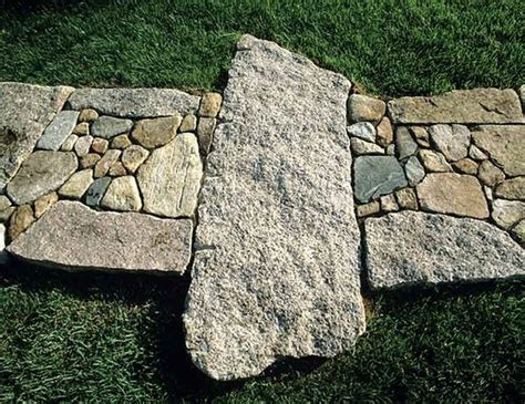 stone design lew french stone path gardens by design pinterest