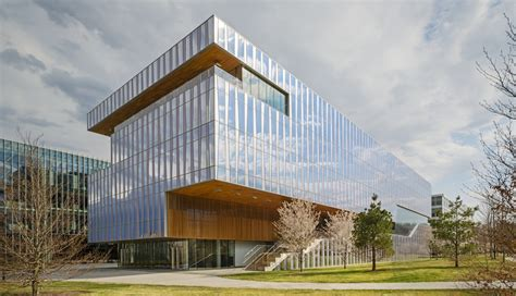 Office Curtain Galeria De Novartis Campus Weiss Manfredi 6