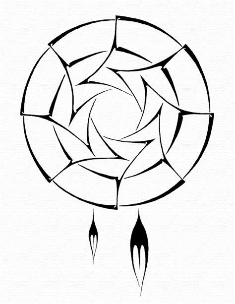 dreamcatcher tribal tattoos tribal dreamcatcher