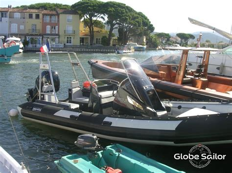 sillinger boat rental sillinger 765 from the charter base port grimaud in