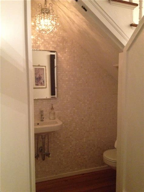 under the stairs bathroom ideas best 25 bathroom under stairs ideas on pinterest