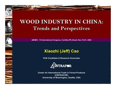woodworking industry trends jeff cao china s wood industry trends and perspectives