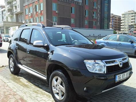 dacia duster  dci laurate  model