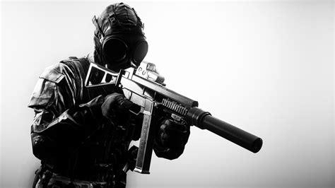 camera gun wallpaper wallpaper gun weapon mask soldier machine marksman