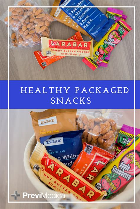 Healthy Package healthy packaged snack options previmedica