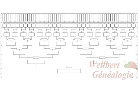 printable family tree 7 generations family tree template 7 generations printable empty to fill