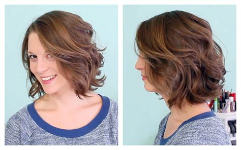 short soft waves soft waves short hair hairstyle for women man