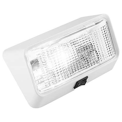 rv exterior light lenses best lumitronics rv exterior porch light with on