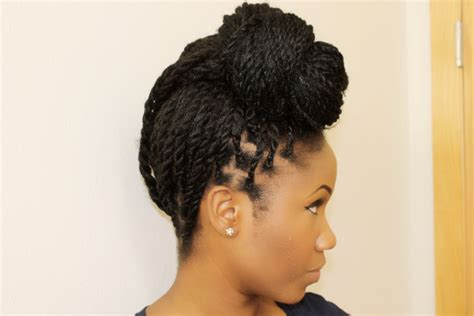 Twists Updo Hairstyles by Senegalese Twist Updo Hairstyles
