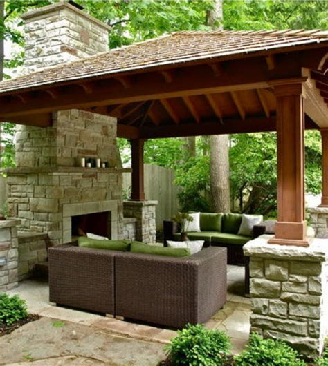 gazebo ideas for backyard marceladick