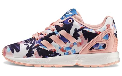 adidas floral shoes adidas zx flux floral shoes aw lab
